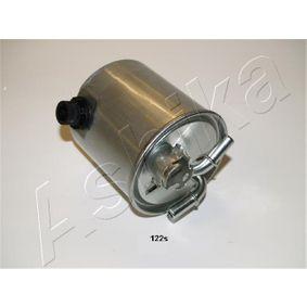 Fuel filter with OEM Number 1640 0JY 09D