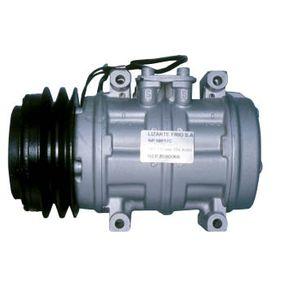 LIZARTE Kompressor, Klimaanlage 81.08.17.006 für AUDI 80 (8C, B4) 2.8 quattro ab Baujahr 09.1991, 174 PS