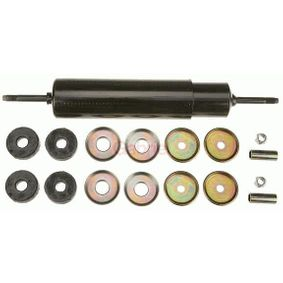 GABRIEL  40106 Shock Absorber Length: 362mm, Length: 600mm
