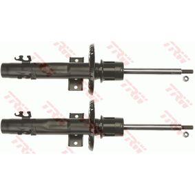 Amortiguador Long.: 509mm, Long.: 361mm, Ø: 51mm, Ø: 51mm con OEM número 6R0413031C