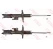 Struts TRW 8234112 TWIN, Front Axle, Twin-Tube, Gas Pressure, Suspension Strut, Bottom Yoke, Top pin