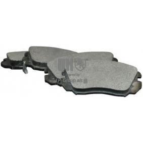 Bremsbelagsatz, Scheibenbremse Dicke/Stärke: 19,1mm mit OEM-Nummer 13237753