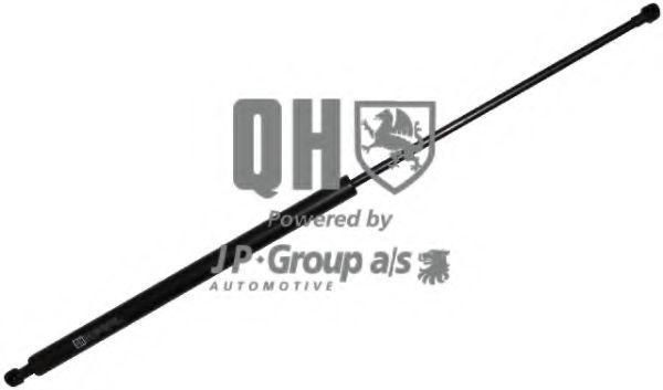 JP GROUP  4381200409 Heckklappendämpfer / Gasfeder Länge über Alles: 690mm, Hub: 280mm