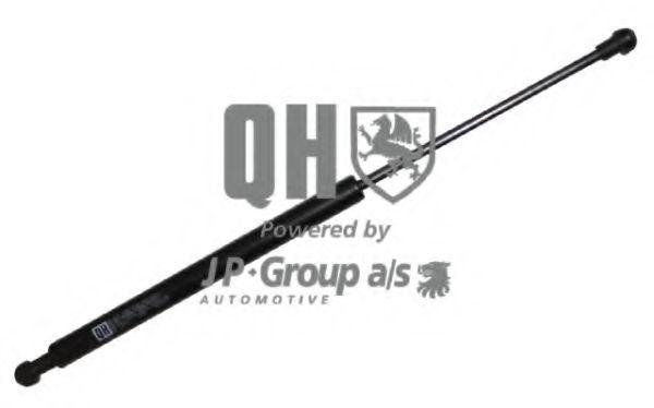 JP GROUP  4981200809 Heckklappendämpfer / Gasfeder Länge über Alles: 430mm, Hub: 160mm