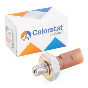 Öldruckschalter für VW TOURAN (1T1, 1T2) 1.9 TDI 105 PS ab Baujahr 08.2003 CALORSTAT by Vernet Öldruckschalter (OS3568) für
