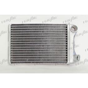 Heat Exchanger, interior heating 0604.3042 PUNTO (188) 1.2 16V 80 MY 2004