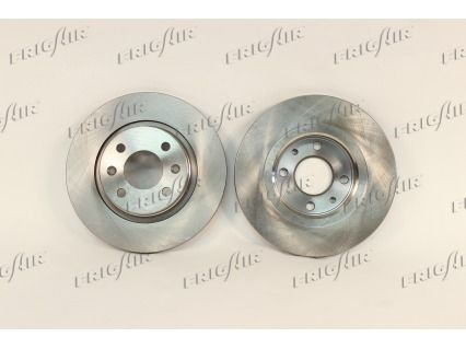 Bremsscheiben DC09.102 FRIGAIR DC09.102 in Original Qualität