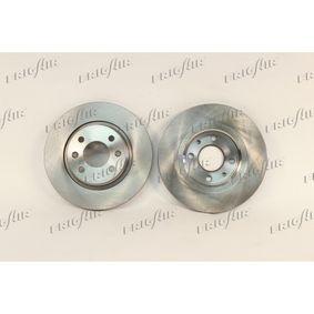 Bremsscheibe Bremsscheibendicke: 12mm, Ø: 260mm mit OEM-Nummer 6001547683