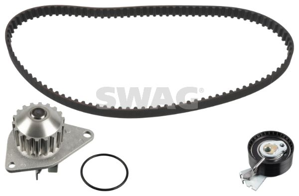 SWAG  62 94 5114 Water pump and timing belt kit