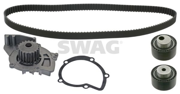 SWAG  62 94 5144 Water pump and timing belt kit