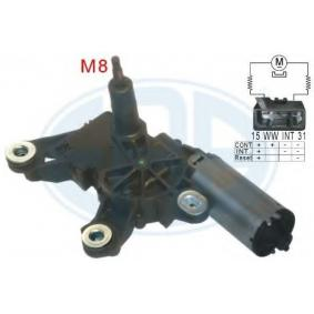 Wischermotor Anschlussanzahl: 4 mit OEM-Nummer 6Q6 955 711