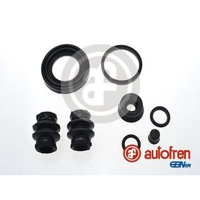 Repair Kit, brake caliper D42262 CIVIC 8 Hatchback (FN, FK) 2.0 R MY 2014