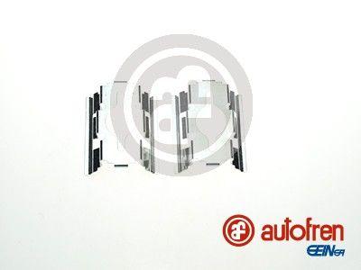Image of AUTOFREN SEINSA Kit accessori, Pastiglia freno 8430320206196