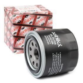 Ölfilter Ø: 80mm, Länge: 76mm, Länge: 76mm mit OEM-Nummer 15400-PCX-305