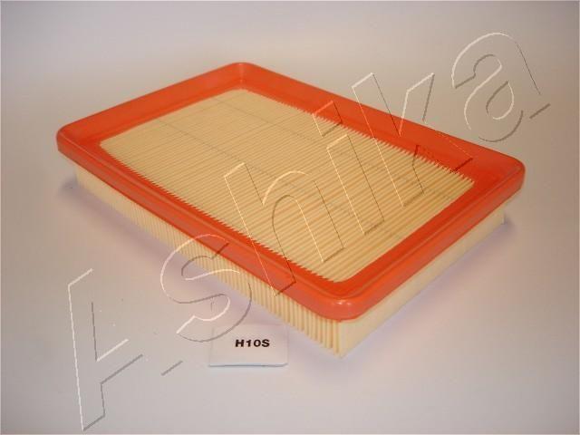 ASHIKA  20-H0-010 Air Filter Length: 252mm, Width: 172,5mm, Height: 41,2mm, Length: 252mm