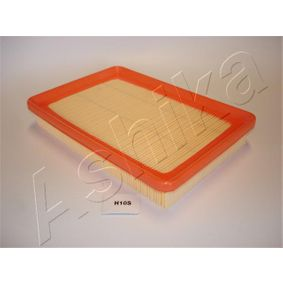 Air Filter Length: 252mm, Width: 172,5mm, Height: 41,2mm, Length: 252mm with OEM Number 28113-2D000