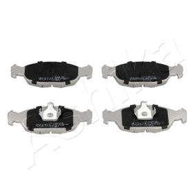 Комплект спирачно феродо, дискови спирачки 50-03-390 Corsa B Хечбек (S93) 1.4i 16V (F08, F68, M68) Г.П. 1999