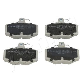 Nissan Almera n16 1.5 Wasserpumpe + Zahnriemensatz ASHIKA 51-00-015 (1.5 Benzin 2006 QG15DE)
