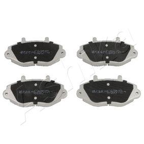 Bremsscheibe Bremsscheibendicke: 22mm, Ø: 256,9mm mit OEM-Nummer 4020671E00