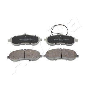 Bremsscheibe Bremsscheibendicke: 26mm, Lochanzahl: 5, Ø: 296mm mit OEM-Nummer 40206 JD00B