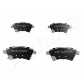 Bremsscheibe Bremsscheibendicke: 18mm, Ø: 235mm mit OEM-Nummer 43512 52 050