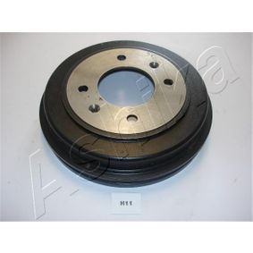 Brake Disc Brake Disc Thickness: 23mm, Ø: 281,5mm with OEM Number 45251-S7A-E11