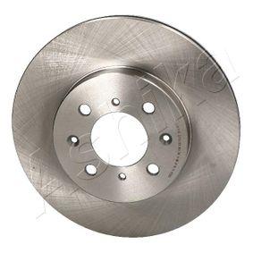 Спирачен диск дебелина на спирачния диск: 21мм, Ø: 261,7мм с ОЕМ-номер 45251 SK7-A00