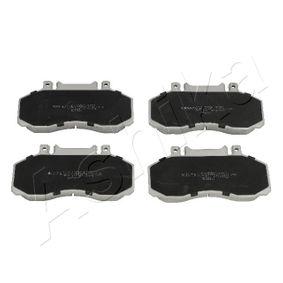 Brake Disc Brake Disc Thickness: 24mm, Ø: 275,8mm with OEM Number MB928697