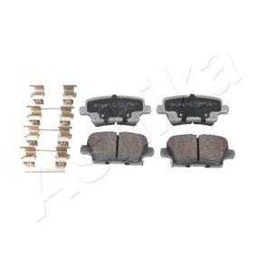 Disco de freno 60-08-815 SWIFT 3 (MZ, EZ) 1.3 (RS 413) ac 2011