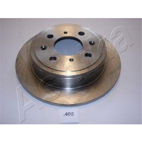 Спирачен диск дебелина на спирачния диск: 10мм, Ø: 238мм с ОЕМ-номер 42510SK3E00
