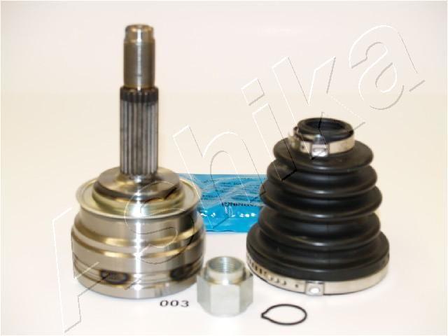 ASHIKA  62-00-003 Gelenksatz, Antriebswelle Außenverz.Radseite: 22, Innenverz. Radseite: 29