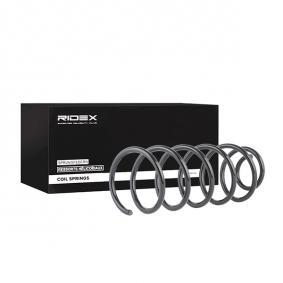 Coil Spring Length: 365mm, Length: 365mm, Length: 365mm, Thickness 1: 11,25mm, Ø: 134mm with OEM Number 1J0411105