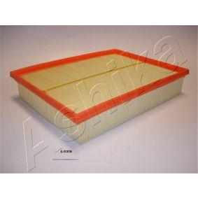 Luftfilter Länge: 300mm, Breite: 225mm, Höhe: 58,5mm mit OEM-Nummer PHE 000112