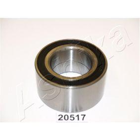 Wheel Bearing Kit Ø: 76mm, Inner Diameter: 42mm with OEM Number 527201F000