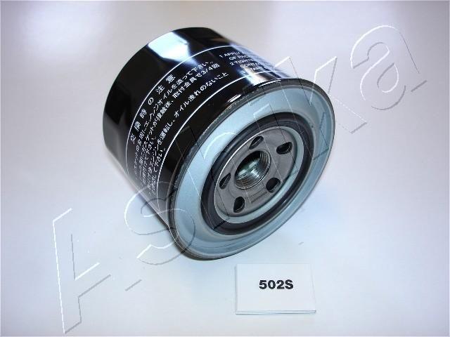 ASHIKA  10-05-502 Ölfilter Ø: 90mm, Länge: 81mm, Länge: 81mm