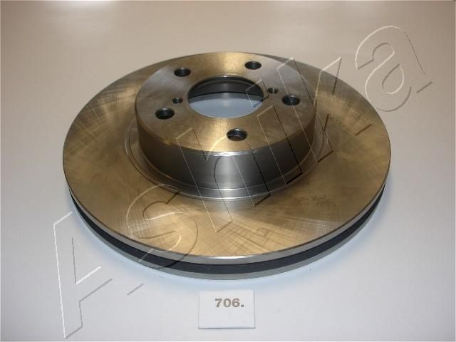 Bremsscheiben 60-07-706 ASHIKA 60-07-706 in Original Qualität