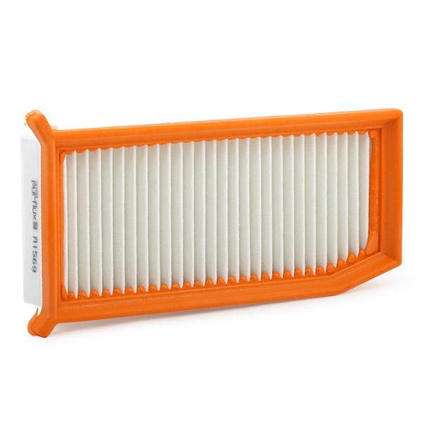 Filtro de aire PURFLUX A1569 evaluación
