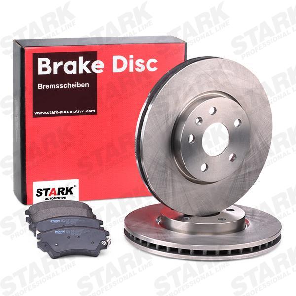 Brake Set, disc brakes STARK SKBK-1090283 expert knowledge