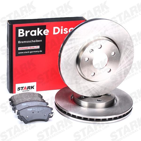 Brake Set, disc brakes STARK SKBK-1090283 4059191437368