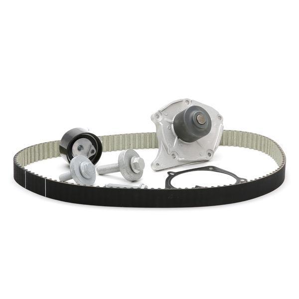 Water Pump + Timing Belt Kit DOLZ 06KD002 rating