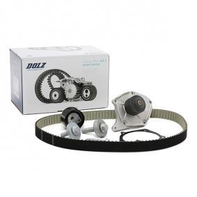 Water pump and timing belt kit KD004 Note (E11, NE11) 1.5 dCi MY 2010