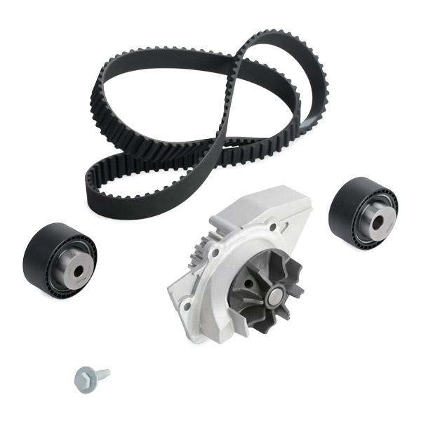 Timing belt and water pump kit DOLZ 06KD032 8430632500074