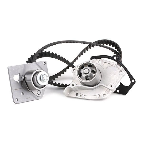 Timing belt and water pump kit DOLZ KD014 8430632500142