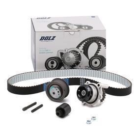 Water pump and timing belt kit KD033 Fabia 2 (542) 1.9 TDI MY 2008