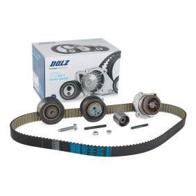 Water pump and timing belt kit KD047 OCTAVIA (1Z3) 2.0 TDI MY 2010