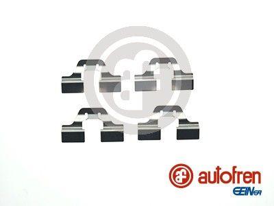 Image of AUTOFREN SEINSA Kit accessori, Pastiglia freno 8430320206349