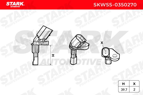Artikelnummer SKWSS-0350270 STARK Preise