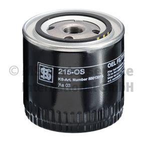 Ölfilter Außendurchmesser 2: 72mm, Innendurchmesser 2: 62mm, Höhe: 97mm mit OEM-Nummer 173171