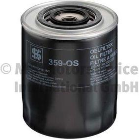 Ölfilter Außendurchmesser 2: 72mm, Innendurchmesser 2: 62mm, Höhe: 141mm mit OEM-Nummer 190 7580
