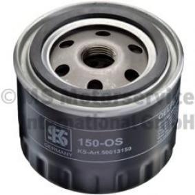 Ölfilter Außendurchmesser 2: 72mm, Innendurchmesser 2: 62mm, Höhe: 73mm mit OEM-Nummer 897321